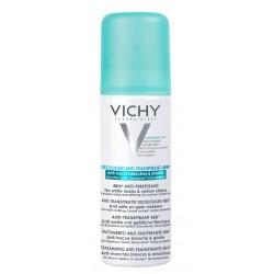 Vichy, dezodorant v razpršilu proti belim sledem in rumenim madežem