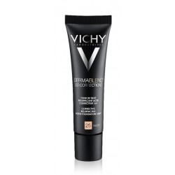 Vichy Dermablend 3D Correction, korektivni puder za mastno kožo nagnjeno k aknam - 25