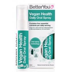 Betteryou Vegan Health, pršilo