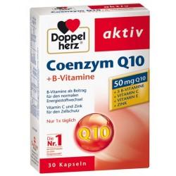 Doppelherz Aktiv Koencim Q10 + B vitamin, kapsule