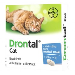 Drontal Cat, tablete za mačke
