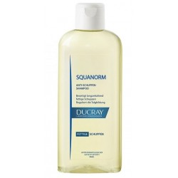Ducray Squanorm, šampon proti mastnemu prhljaju