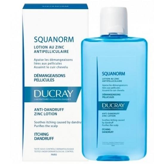 Ducray Squanorm, losjon proti prhljaju s cinkom Kozmetika