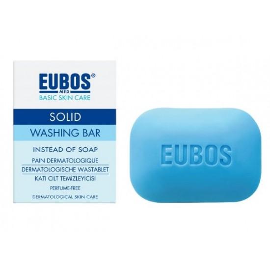Eubos, trdo terapevtsko milo za globinsko čiščenje por Kozmetika