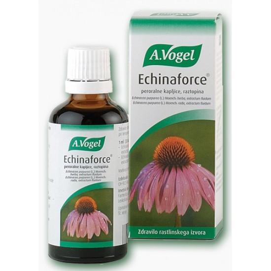 A.Vogel, Echinaforce peroralne kapljice - 50 ml Zdravila brez recepta