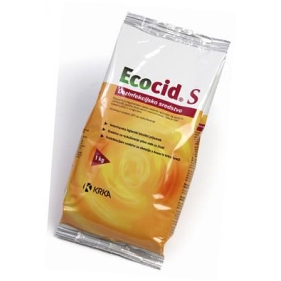 Ecocid S, prašek za dezinfekcijo - 2,5 kg Pripomočki in zaščita