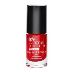 Ecrinal Dame Nature, barvni lak za nohte - rdeča