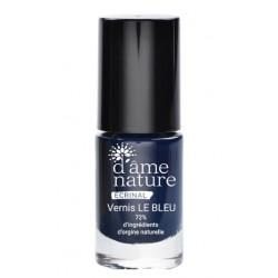 Ecrinal Dame Nature, barvni lak za nohte - modra