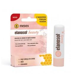 Medex Elanosol Beauty, balzam za mehke in sijoče ustnice
