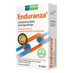 Enduranza , filmsko obložene tablete