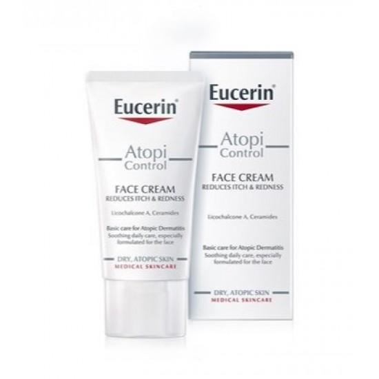 Eucerin AtopiControl, krema za obraz  Kozmetika