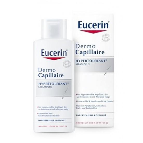 Eucerin Dermocapillaire Hypertolerant, šampon Kozmetika
