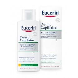 Eucerin Dermocapillaire, šampon proti suhemu prhljaju