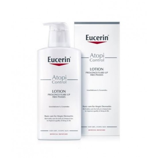 Eucerin AtopiControl, losjon za nego telesa - 400 ml Kozmetika