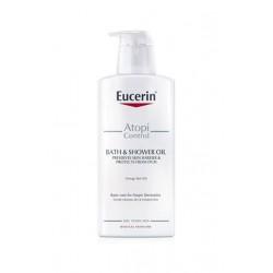 Eucerin AtopiControl, čistilno olje