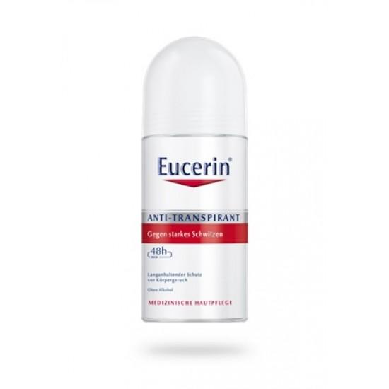Eucerin roll-on deodorant proti močnemu znojenju Kozmetika