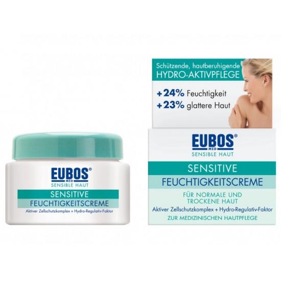 Eubos Sensitive, vlažilna krema za obraz Kozmetika
