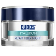 Eubos Anti-age Hyaluron Repair Filler Night, nočna krema