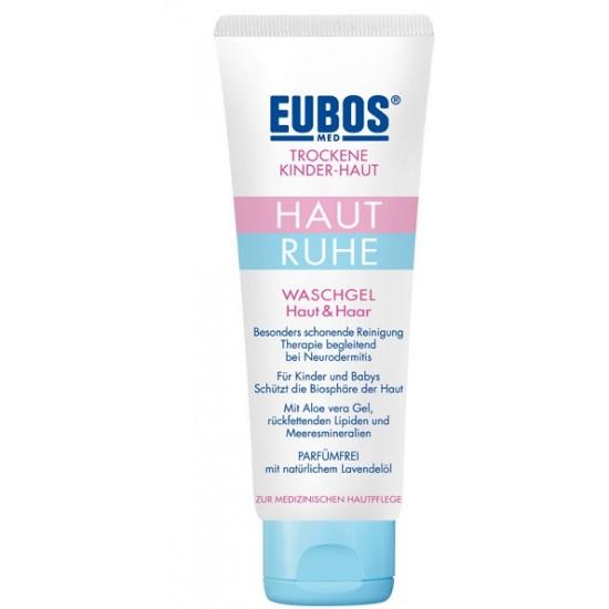 Eubos Haut Ruhe, otroški gel za umivanje 2 v 1 Kozmetika