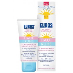 Eubos Haut Ruhe Sun, kremni gel ZF30+