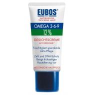 Eubos Omega 3-6-9, pomirjujoča krema za obraz