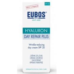 Eubos Anti-age Hyaluron Day Repair Plus SPF20, dnevna krema