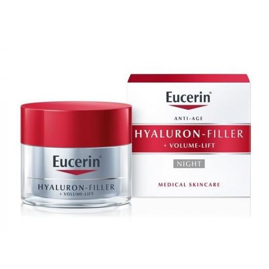 Eucerin Hyaluron Volume-Filler Lift, nočna krema Kozmetika