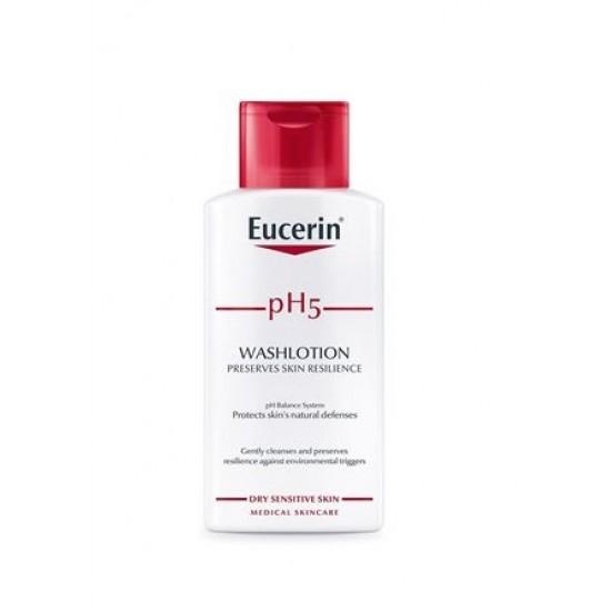 Eucerin pH5, tekoči losjon za umivanje Kozmetika