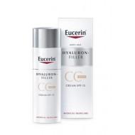 Eucerin Hyaluron-Filler, CC krema v odtenku light