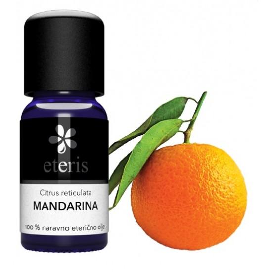 Eteris, eterično olje Mandarina Dom