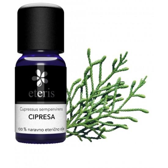 Eteris, eterično olje Ciprese Dom