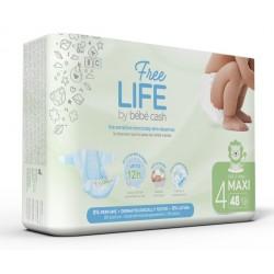 Freelife, otroška plenica Maxi 4 (7 - 18 kg)