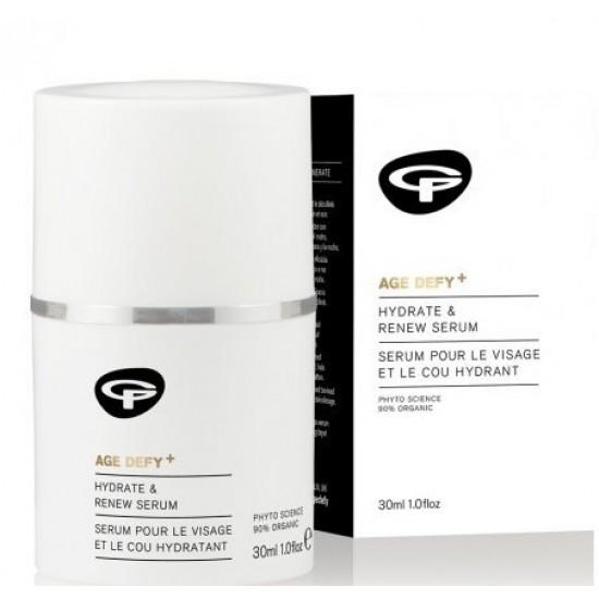 Green People Age Defy +, vlažilno obnovitveni serum Kozmetika