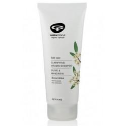 Green People, vitaminski obnovitveni šampon za lase