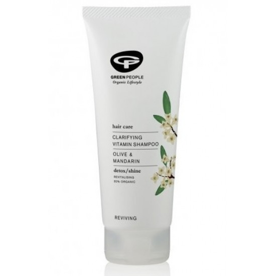 Green People, vitaminski obnovitveni šampon za lase Kozmetika