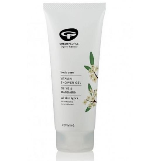 Green People, vitaminski gel za pogosto tuširanje Kozmetika
