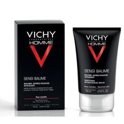 Vichy Homme Sensi-Baume Ca, nežen balzam proti razdraženosti - za občutljivo kožo