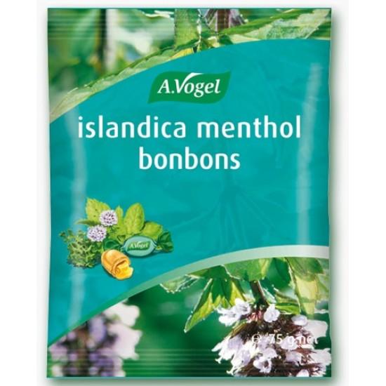 A.Vogel, Islandica menthol bonboni Prehrana in dopolnila