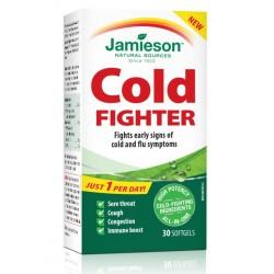 Jamieson Cold Fighter - boj proti prehladu, mehke kapsule