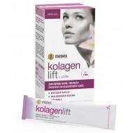 Medex Kolagenlift s kolagenom naticol, vitaminom C in hialuronsko kislino, vrečka