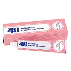 48 zaščitna krema za roke - 125 ml