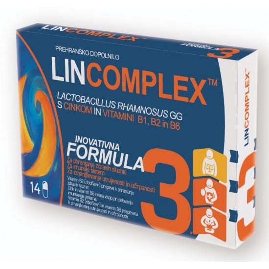 Lincomplex, trde kapsule Prehrana in dopolnila
