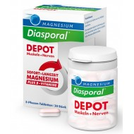 Magnesium - Diasporal Depot, tablete
