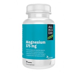 Sensilab All in a Day Magnesium 375 mg, kapsule