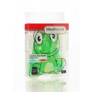Mediblink, coldhot obkladek s kroglicami - žaba