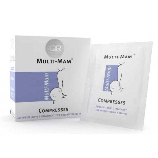 Multi-Mam Compress, zaščitne blazinice Pripomočki in zaščita
