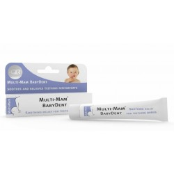 Multi-Mam BabyDent, gel