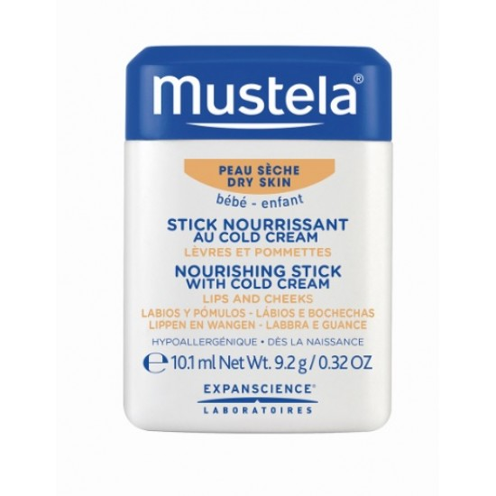 Mustela, hidratantni stik s hladilno kremo Kozmetika