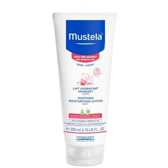 Mustela, pomirjajoč vlažilni losjon Kozmetika