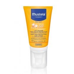 Mustela Sun, losjon za obraz ZF50+